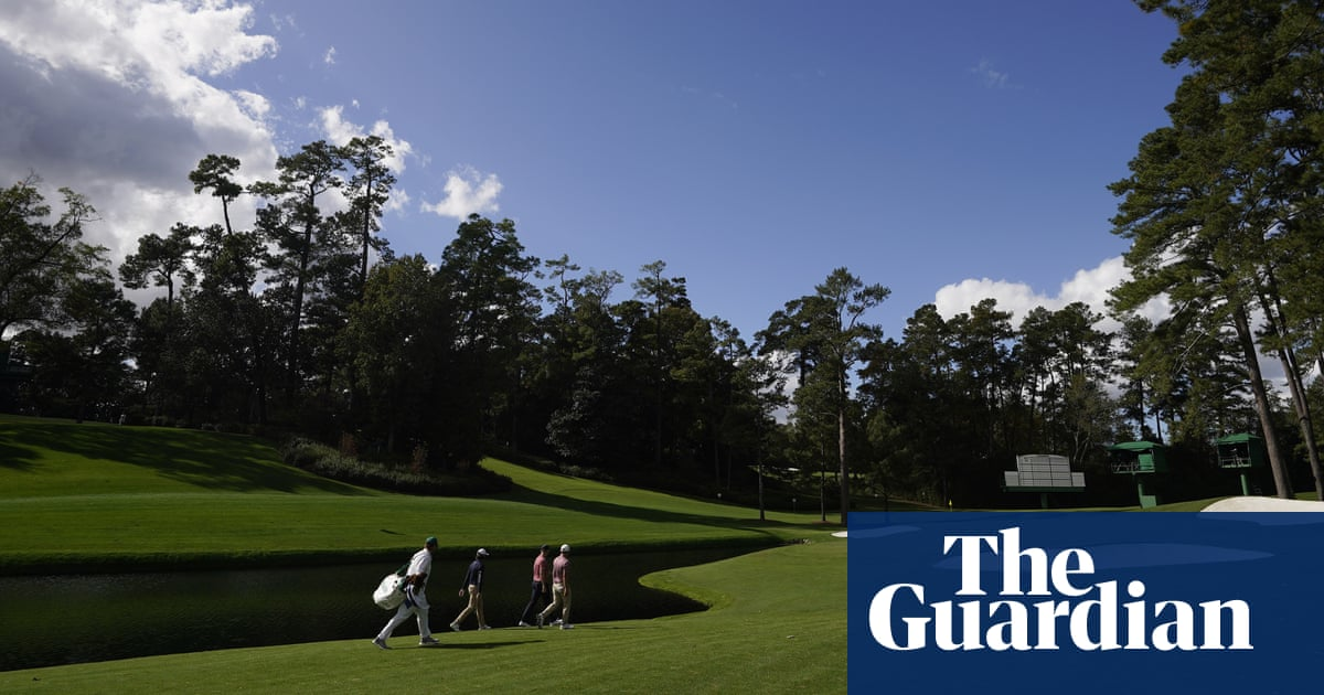 Masters 2020: Tommy Fleetwoods hole-by-hole guide to Augusta