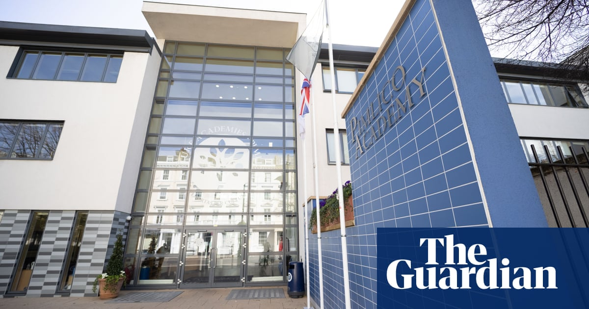 Turmoil at London school hit by flag and hairstyle row
