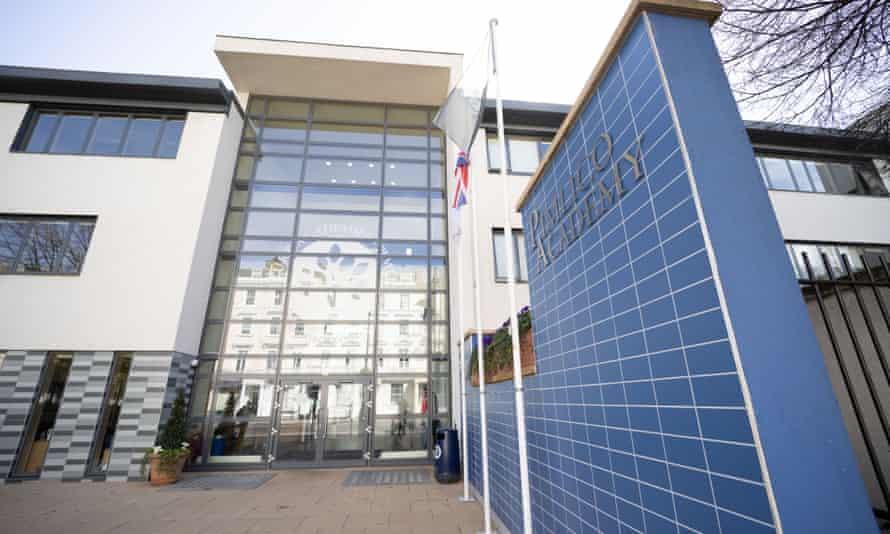 Pimlico academy's principal designate is facing a confidence vote.