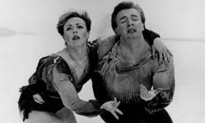 Torville and Dean circa 1984