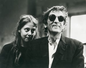 Wise Blood, directd by John Houston. Amy Wright and Harry Dean Stanton, 1979