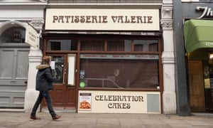 Patisserie Valerie Chair Cashed Out 40m From Failed Cafe