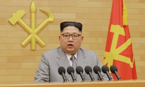 Kim Jong-un in Pyongyang. A new report says North Korea's malware operations have increased in 'both scope and sophistication'.