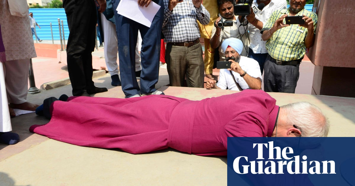 Justin Welby prostrates himself in apology for British massacre at Amritsar