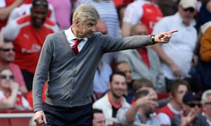 Is Arsène Wenger pointing the way to a brighter future abroad?