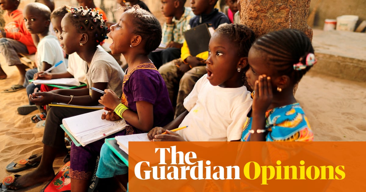 If education is such a great investment, it deserves serious international backing