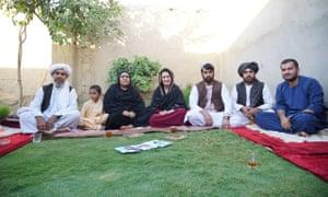 Farahnaz Forotan in Helmand