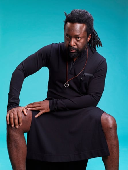 Marlon James: 'I have become comfortable in my own identity and my own body'