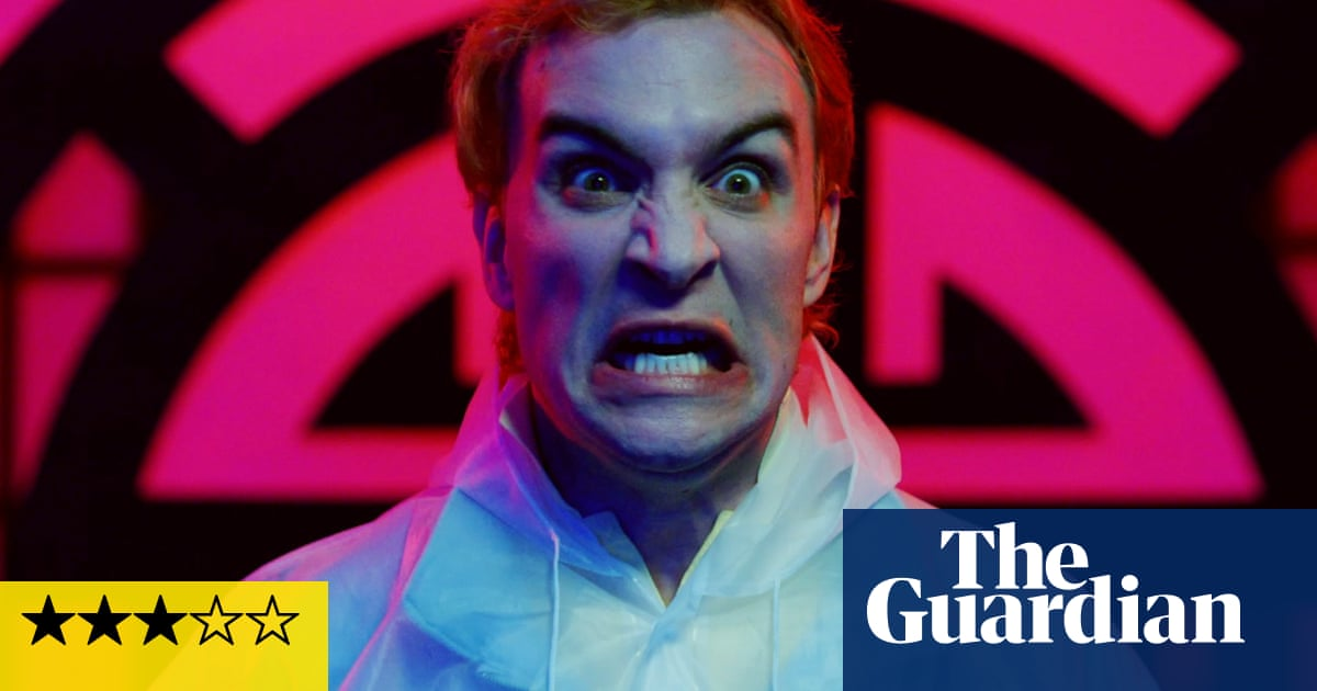 Vicious Fun review – witty comic horror is a bloody good time
