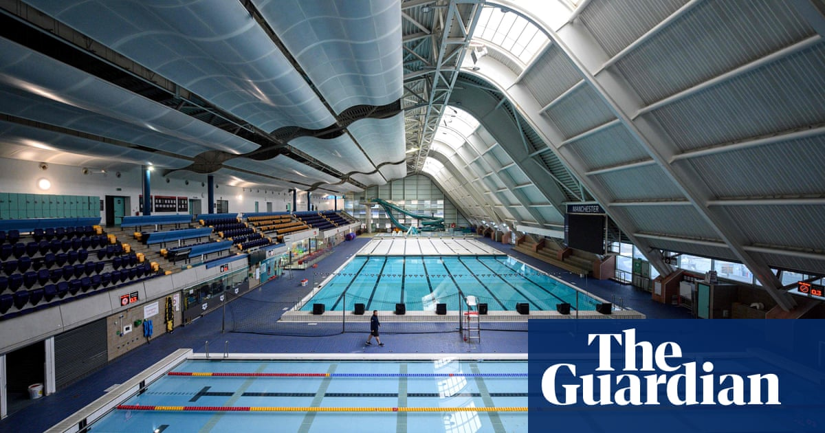 Special report: the battle to keep Britain's leisure centres open | Sean Ingle