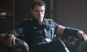 Dizzying visual shocks … Rufus Sewell as US Nazi officer John Smith in The Man in the High Castle.