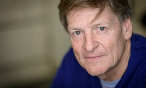 Michael Lewis, author of Moneyball, The Fifth Risk and the Big Short.