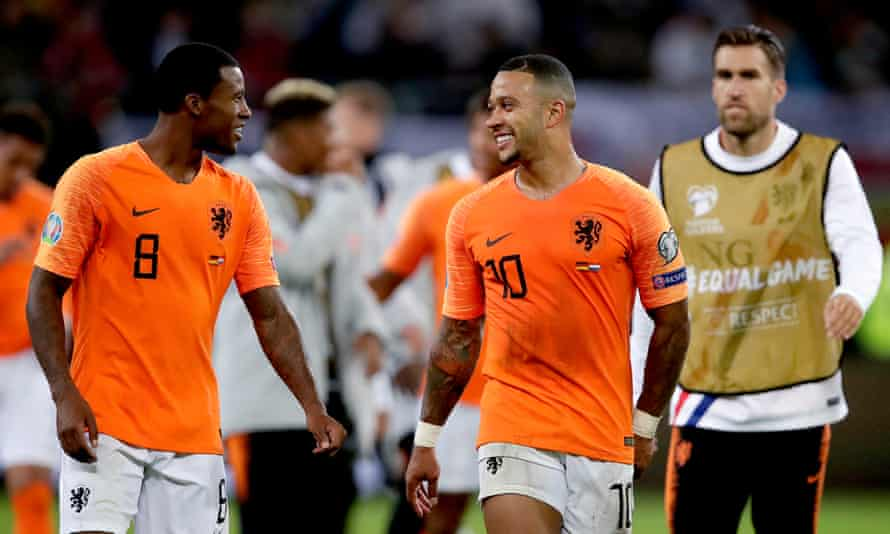 Georginio Wijnaldum and Memphis Depay could link up with former Netherlands manager Ronald Koeman at Barcelona.