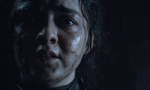 Treachery in House Stark? Arya on the run.