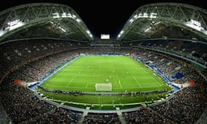 Germany play Mexico in the Confederations Cup's second semi-final. Russia have been successful hosts, but the ability of the team to perform well next summer remains a worry.