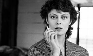 Susan Sarandon in New York in 1993