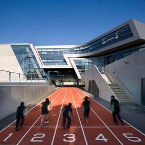 evelyn grace academy brixton london - Zaha Hadid Architect Buildings