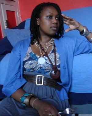 Noisey editor Tshepo Mokoena, aged 19