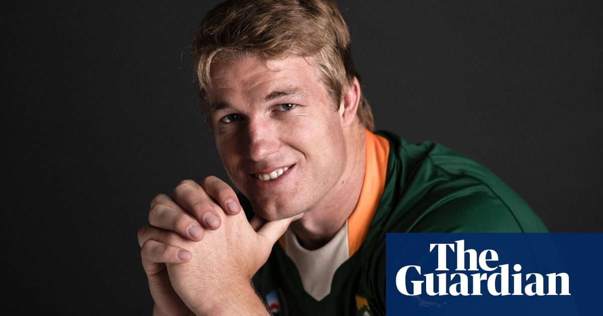 Pieter‑Steph du Toit: 'I grew up with a sense of destiny – I feel responsibility carrying this name'
