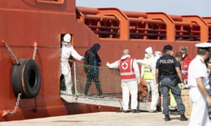 Italy is the EU country of arrival for many asylum seekers but the number of people being returned to Italy from elsewhere in Europe may soon exceed those arriving across the Mediterranean from Libya.