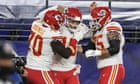 Mahomes mastery helps Chiefs beat Ravens in clash of NFL heavyweights