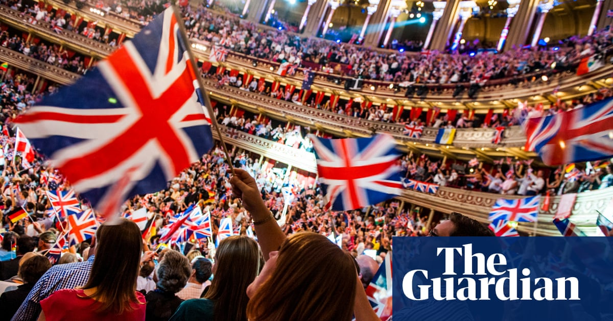 'Rewrite Rule, Britannia!' What would you do with the Last Night of the Proms?