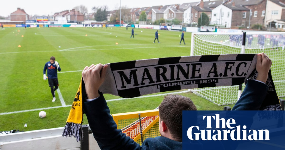 The magic of Marine is the magic that will get us through these next months | Frank Cottrell Boyce