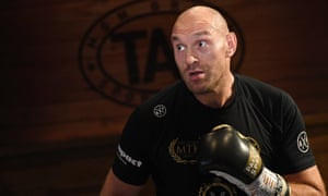 Tyson Fury wants a rematch with WBC heavyweight champions Deontay Wilder following their controversial draw in December