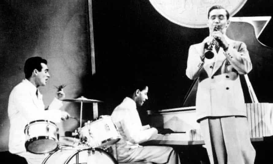 Benny Goodman Trio.
