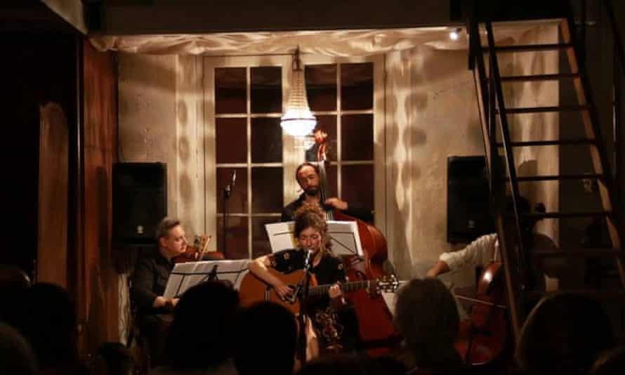 Live music at Spazio Lomellini