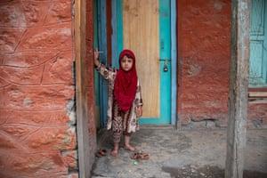 Bandipora, IndiaA girl at a school in Dawar, Gurez, in the northern part of Kashmir