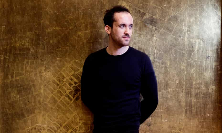 At times, trying too hard to create an effect … Igor Levit.