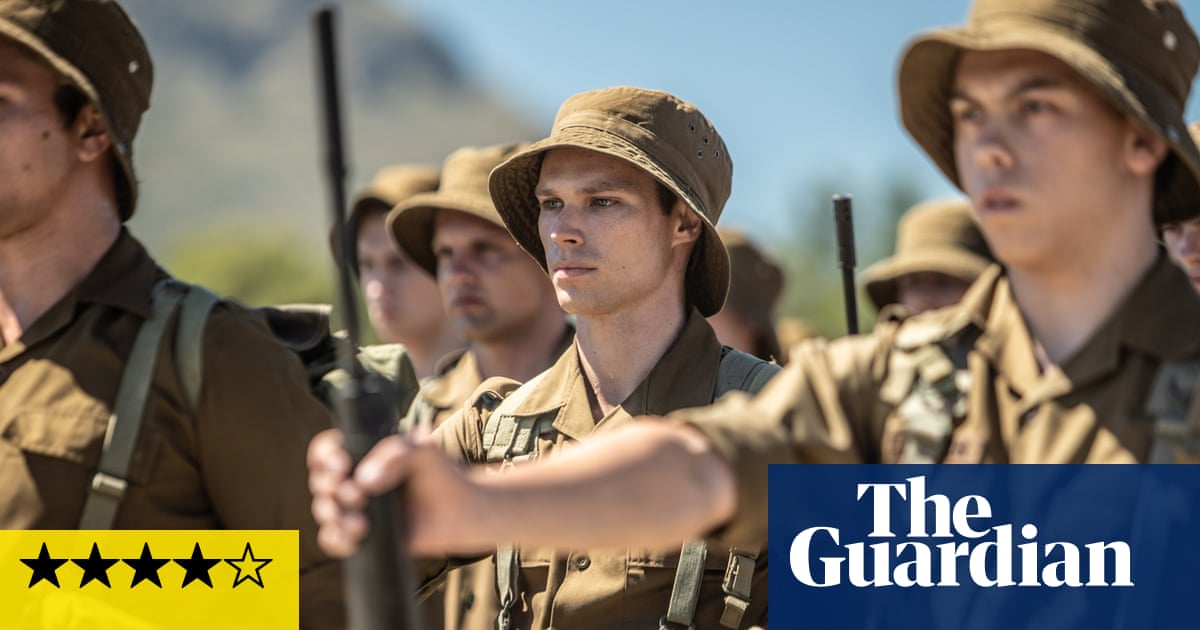 Moffie review – soldiers on the frontline of homophobia