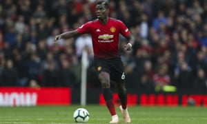 'It's true that maybe we should have showed more hunger,' said Paul Pogba.