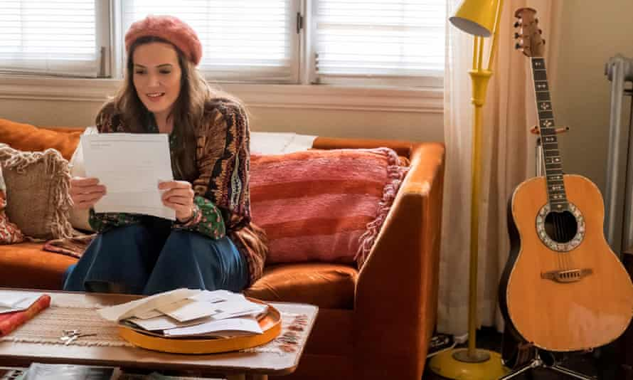 The emotional lynchpin … Mandy Moore as Rebecca in This Is Us.