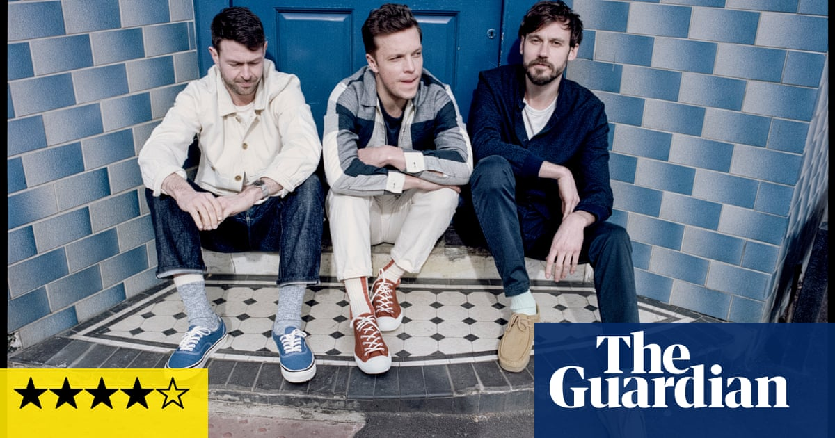 Friendly Fires: Inflorescent review – deliciously cheesy 80s disco vibes