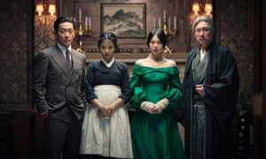 A scene from The Handmaiden, which garnered acclaim in 2016.