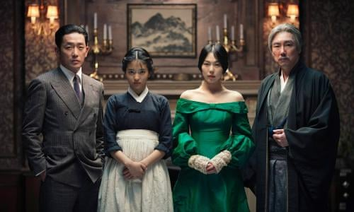 The Handmaiden Review A Ripe Erotic Tale Film The Guardian