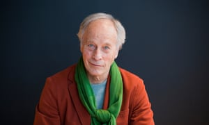 'I'm transgressive by nature but feel bad when I transgress': Richard Ford