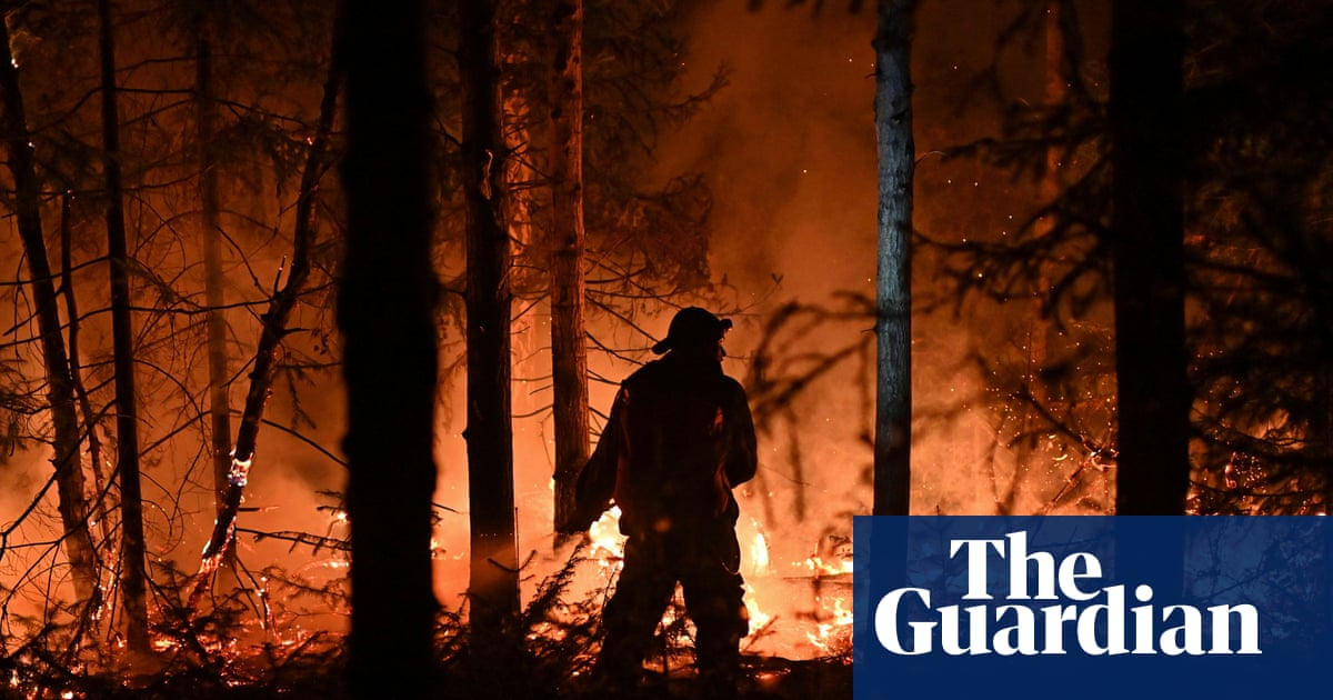 Global wildfire carbon dioxide emissions at record high, data shows
