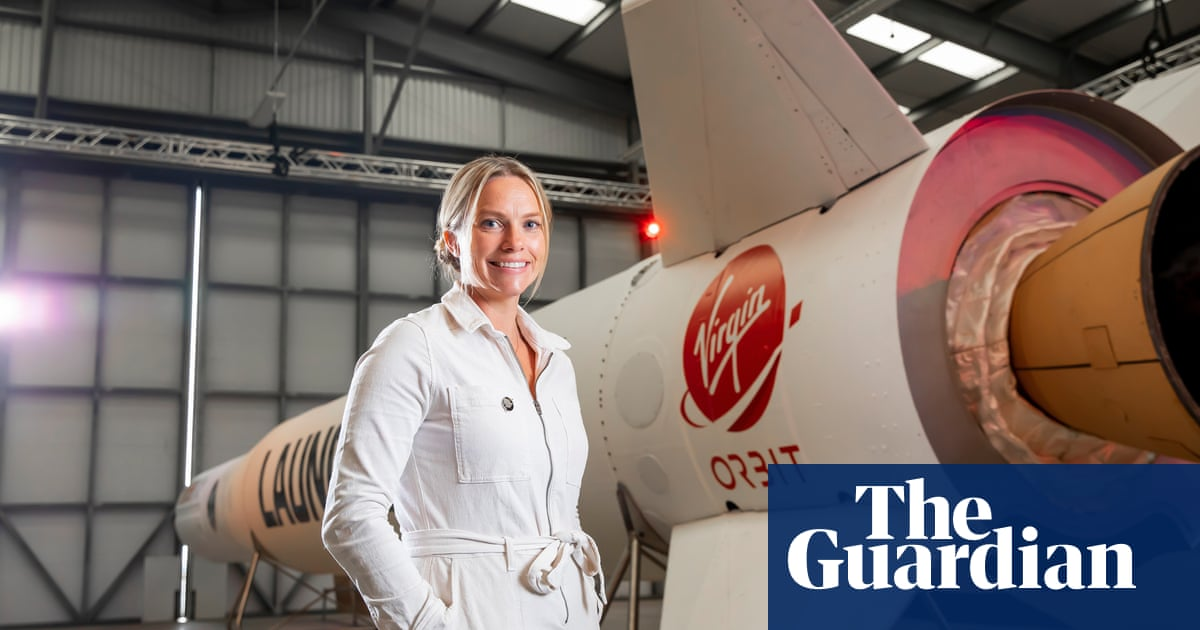'Galactic Britain': how Cornwall is winning the European space race