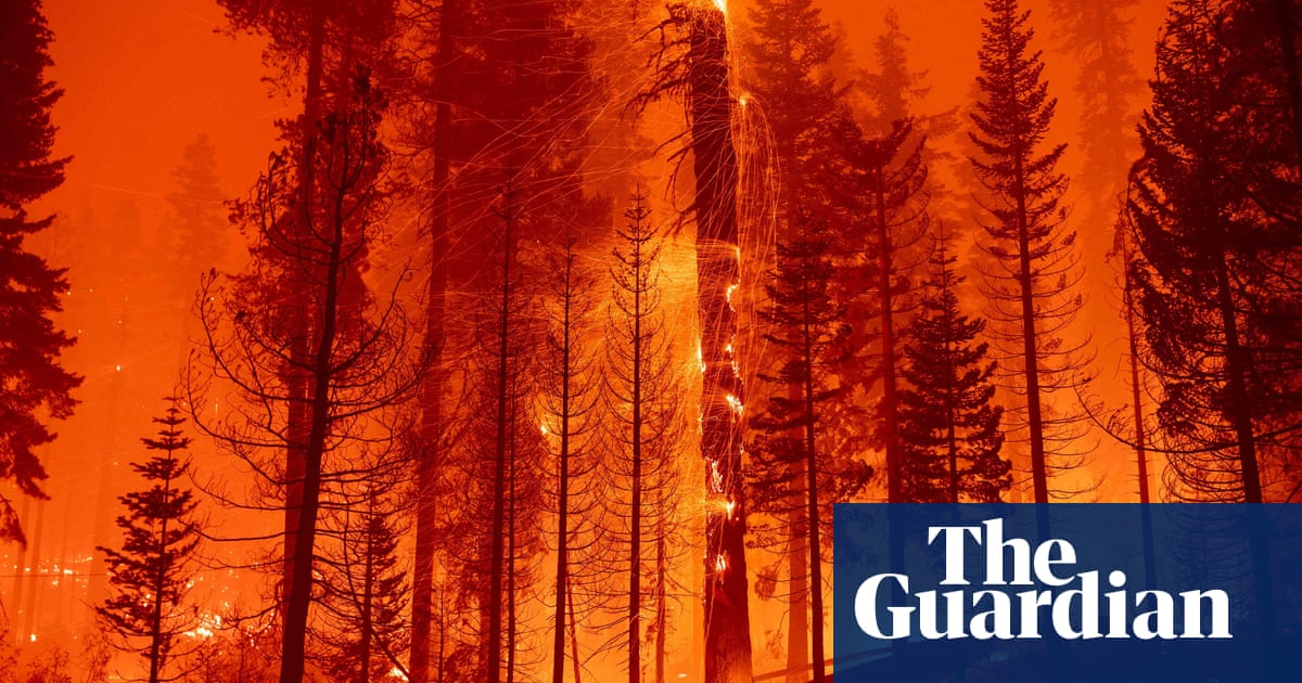 Rapid advance of Caldor fire forces more evacuations near Lake Tahoe