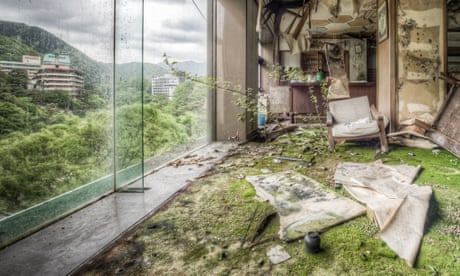 Beauty in ruins: the wonder of abandoned buildings – a photo essay