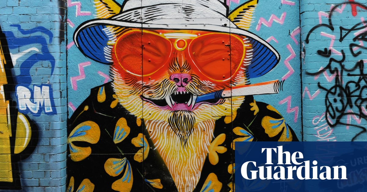 The train came insanely close': graffiti artists on why they