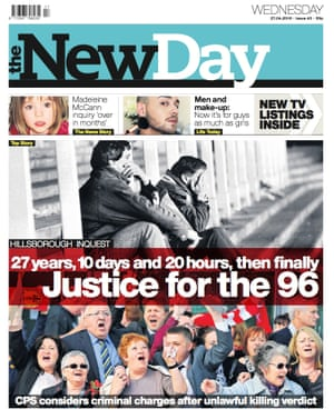The New Day - 27 April 2016