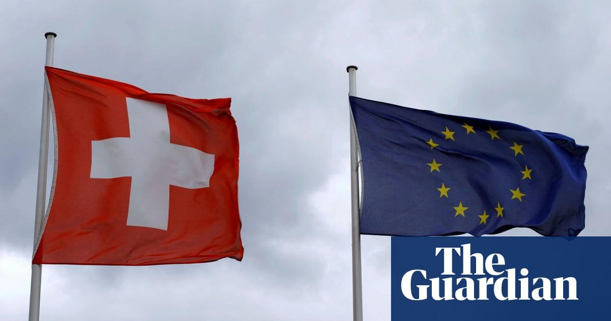 Switzerland walks out of seven-year treaty talks with EU
