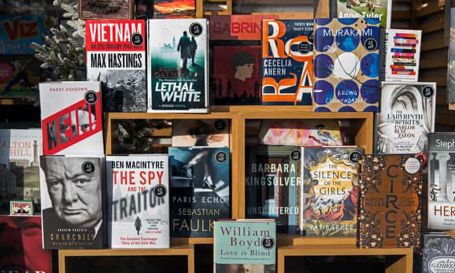 Words for windows … as bookshops close for the lockdown, the new platform offers a way to keep indie stores thriving.