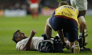 Vunipola gets treatment