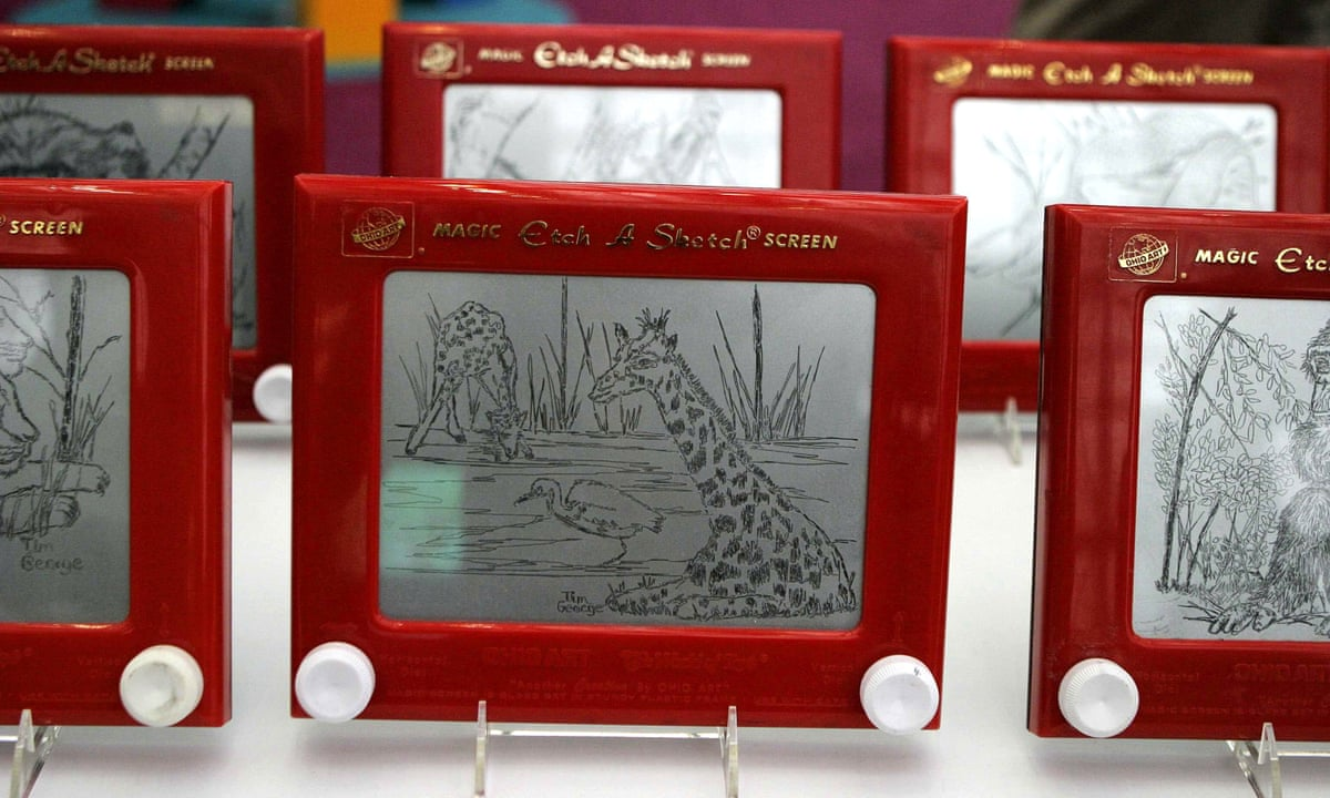 ohio art cmpany Ohio art co agreed to stop collecting information from children who visit the web site for its etch-a-sketch drawing toy, unless it receives written.