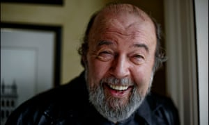 'I'll put on my pussycat face' … Sir Peter Hall.